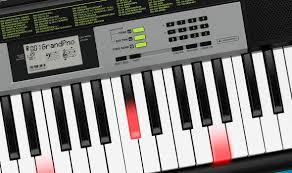 Casio Lk 190 61 Key Premium Lighted Keyboard Amazon Com Casio 61 Lighted Key Keyboard With Stand Lk