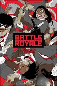 com battle royale remastered battle royale novel  com battle royale remastered battle royale novel 9781421565989 koushun takami nathan collins books