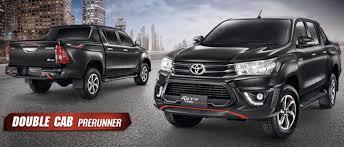 New Toyota Hilux TRD Sportivo introduced in Bangkok Paul Tan ...