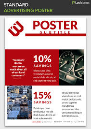 Poster Layout Ideas 18 Cool Creative Poster Ideas Lucidpress