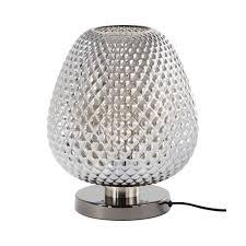 Lamp Van Metaal En Glas
