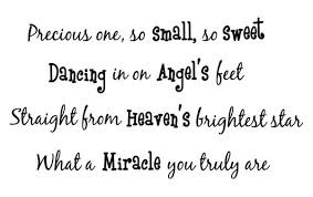 Miracle Baby Quotes Interesting Top 48 Sweet Baby Quotes And Sayings