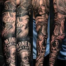 Tattoo Uploaded By Tom Angel Ink My All Time Favourite Money Talk