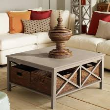 small square coffee table storage extraordinary round ashley furniture large size