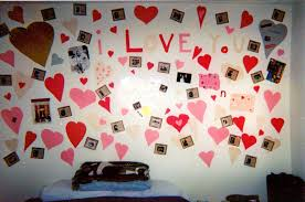 Valentines Day Room Decorations Valentines Day Bedroom Decorating ...