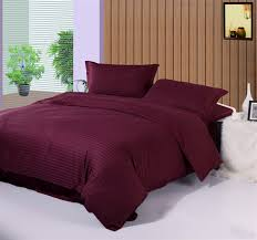 purple blue white hotel bedding sets king queen size 4pcs 100 cotton solid color duvet cover bedclothes bed sheets pillowcases in bedding sets from home