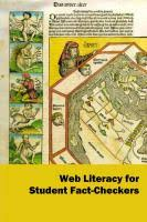 Web Literacy for Student Fact Checkers book cover