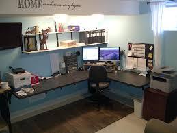 home office desk organization ideas. Outstanding Home Office Black Wall Mounted Computer Desk Organization Ideas