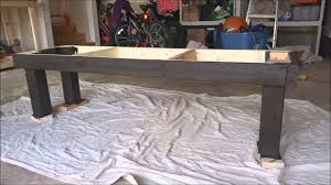 Diy Bench Diy Farmhouse Bench Youtube