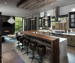 Industrial Kitchen Island Black Window Trim Industrial Kitchen Island Cleveland With Swivel