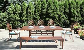 the best outdoor furniture for canadian