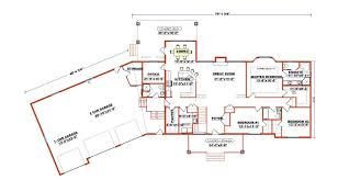 rambler house plans with walkout basement rustic ranch homes style cool angled garage and bonus room