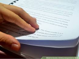 How to Handle a Writing Assignment at Work     Steps wikiHow