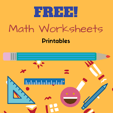 Find Free Math Printable worksheets for all grades from first ...