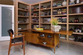vintage home office. Vintage Home Office Contemporary-home-office-and-library I