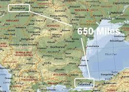 Trip Planning Map Eastern Europe Guatemala