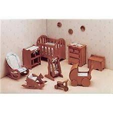 Bedroom Dollhouse Furniture & Items Kits