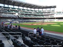 Suntrust Park View From Dugout Reserved 14 Vivid Seats
