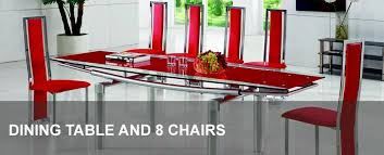 glass dining table sets clearance. dining room table, interesting red rectangle minimalist glass table sets clearance with 6 chairs e