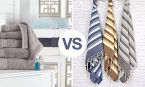 Bath Towels vs. Beach Towels