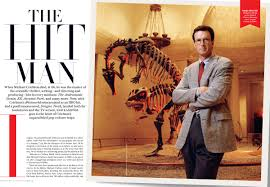 the official site of michael crichton michael crichton in vanity fair
