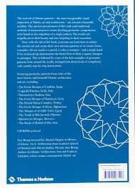 Islamic Art And Architecture The System Of Geometric Design Islamic Geometric Patterns Eric Broug 8601400243756