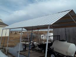 replace canvas roof with corrugated steel 6