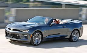 2016 Chevrolet Camaro SS Convertible Test – Review – Car and Driver