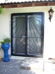 patio door security gate home design ideas and pictures