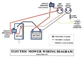 Battery Voltage Meter Wiring Diagram For