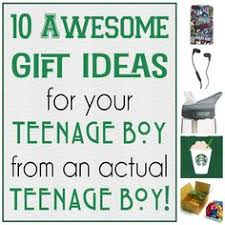 I find girls easier to shop for than my boys--especially my teen ...