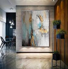 large canvas art abstract painting