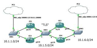 using ospf point to multipoint on ethernet   netcraftsmenlab testing results