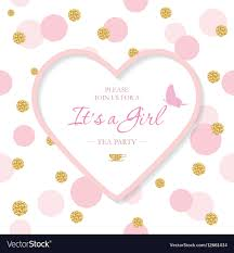 shower invitation templates girl baby shower invitation template included