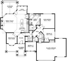 images about   sq ft house on Pinterest   House     sq ft  bedroom home   all rooms on same side of home