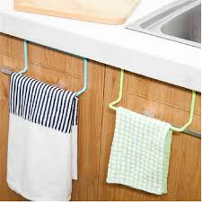 Towel Storage Rack Kitchen Rag Holder Hanging Cleaning Cloth