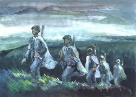 Vẻ đẹp độc đáo của người lính trong bài thơ Tây Tiến của Quang Dũng