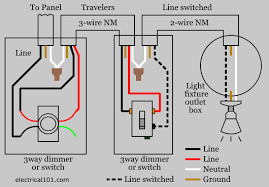 wiring a dimmer switch diagram wiring download wirning diagrams how to install a dimmer switch with 4 wires at Led Dimmer Wiring Diagram