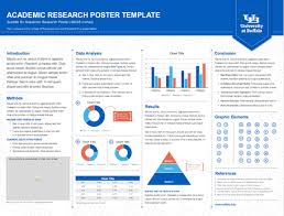 Scientific Research Poster Template Print Research Poster Template Life Academic Research Poster
