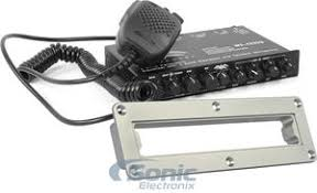 wet sounds 4 band parametric marine eq w mounting bracket wet sounds ws 420 sq mounting harware package