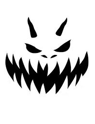 devil pumpkin free printable coloring pages
