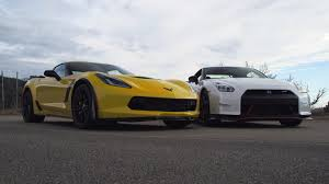 2015 corvette z06 and 2015 nissan gt r nismo - SSsupersports