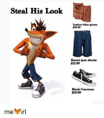 Kmart Jeans Size Chart Steal His Look Leather Biker Gloves 3999 Kmart Jean Shorts