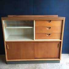 1950s Kitchen Furniture Vintage Sideboard Kandya 1950s Kitchen Cabinet In Great