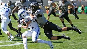 Aaron Maddox Football University Of Colorado Athletics