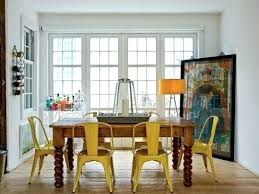 antique dining table with modern chairs look we love traditional table modern chairs antique round dining