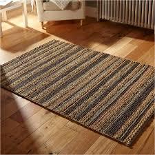 bathroom runner rug beautiful crestwood jute rugs in charcoal Ø³Ø Ø Ø