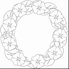 Christmas Colouring In Pages Pdf 2 Printable Coloring Page For Kids