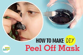5 best diy l off masks to deep clean pores and blackheads fab how