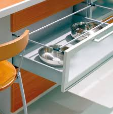 kitchen cabinet doors drawers aluminum frame glass drawers